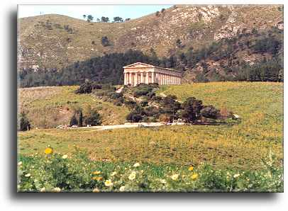 The place of Segesta